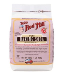 Baking Soda Pure MRSA healing